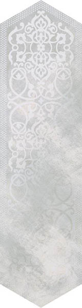 Керамогранит Roberto Cavalli Bright Pearl LOSANGA DEC SNOW 0531138 24x90