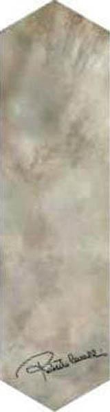 Керамогранит Roberto Cavalli Bright Pearl LOSANGA FIRMA BRONZE 0531217 24x90