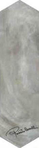 Керамогранит Roberto Cavalli Bright Pearl LOSANGA FIRMA SILVER 0531257 24x90