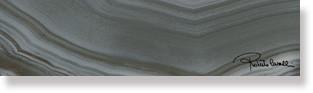 Керамогранит Roberto Cavalli Agata NERO LAPP FIRMA 558966 25x100