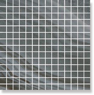 Мозаика Roberto Cavalli Agata MOSAICO NERO LAPP 558872 30x30