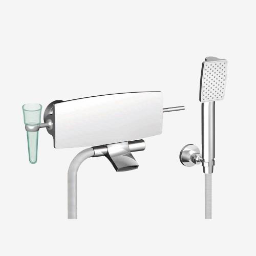 Смеситель для ванны наружного монтажа Fima De Soto F3654