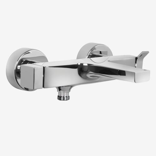 Смеситель для ванны наружного монтажа без душевого комплекта Fima Zeta F753862