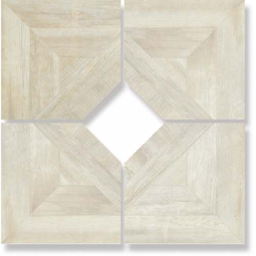 Декор Roberto Cavalli Rinascimento INTARSIO PENTA FRASSINO NAT.RETT. 0557907 50x50