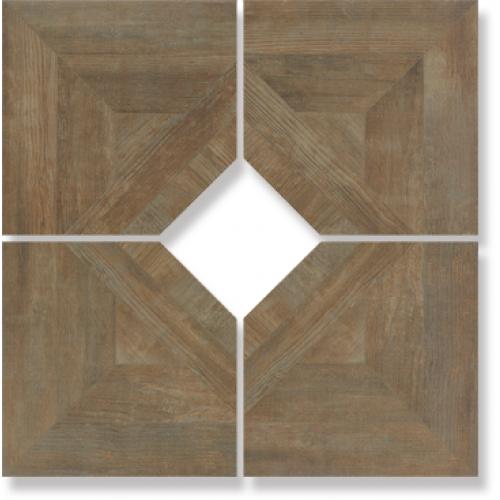 Декор Roberto Cavalli Rinascimento INTARSIO PENTA NOCE NAT.RETT. 0557917 50x50