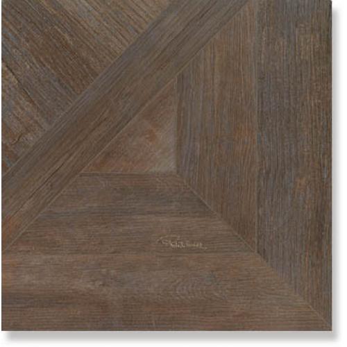 Декор Roberto Cavalli Rinascimento INTARSIO MOGANO FIRMA NAT.RETT. 0557925 50x50