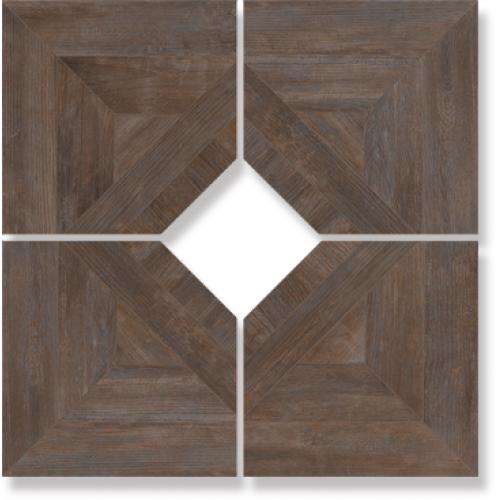 Декор Roberto Cavalli Rinascimento INTARSIO PENTA MOGANO NAT.RETT. 0557927 50x50