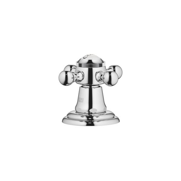 Вентиль для горячей или холодной воды встраиваемый с запиранием вправо Dornbracht Madison | 20 000 360-00