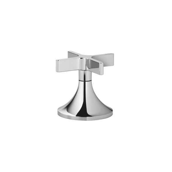 Вентиль для горячей воды встраиваемый с запиранием вправо Dornbracht VAIA | 20 000 808-00