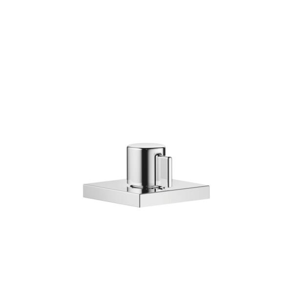 Вентиль для горячей воды встраиваемый с запиранием влево Dornbracht Symetrics   20 000 985-00