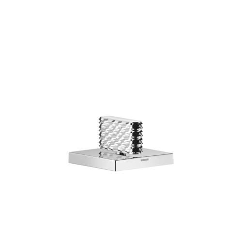 Вентиль для горячей воды встраиваемый с запиранием влево Dornbracht CL.1 | 20 002 706-00