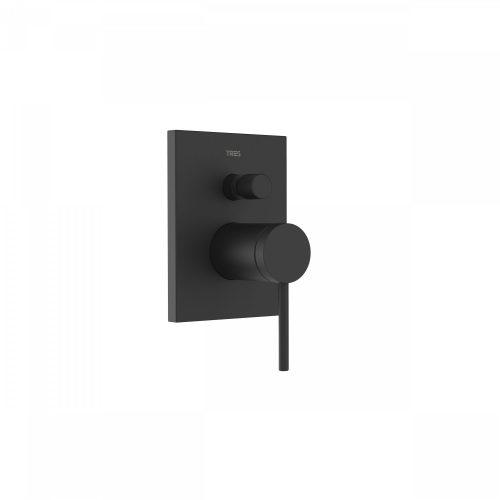 Встроенная душевая система MONO-TERM® (2канала) Tres Tresmostatic / 20118001NM