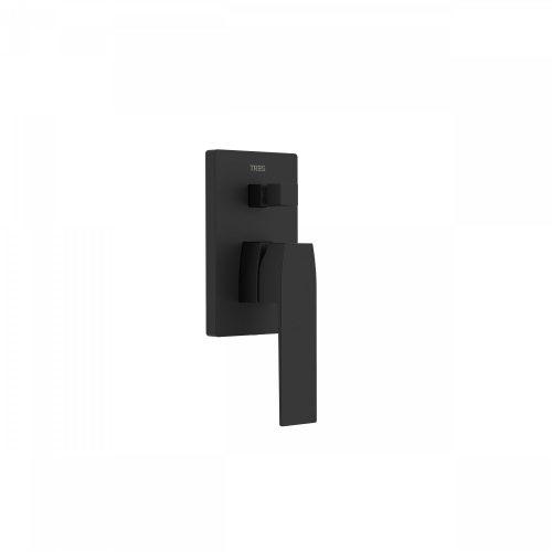 Oднорычажный встраиваемый смеситель (2канала) Tres Slim Colors / 20218001NM