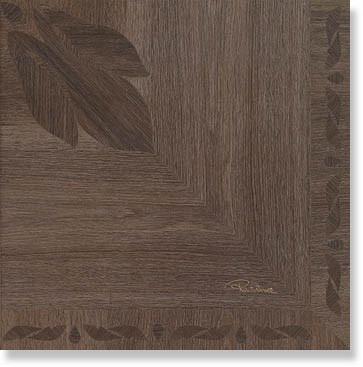 Декор Roberto Cavalli Rinascimento FLOREALE MOGANO NAT RETT FIRMA FIRMA 0557945 50x50
