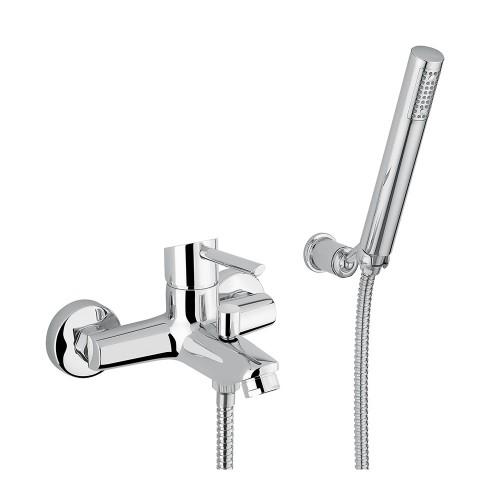 Смеситель для ванны с душем Bugnatese Smart   2102