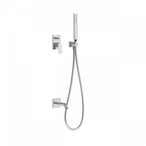 Ванны и душа система с однорычажным встроенным смесителем Tres Project / 21118003
