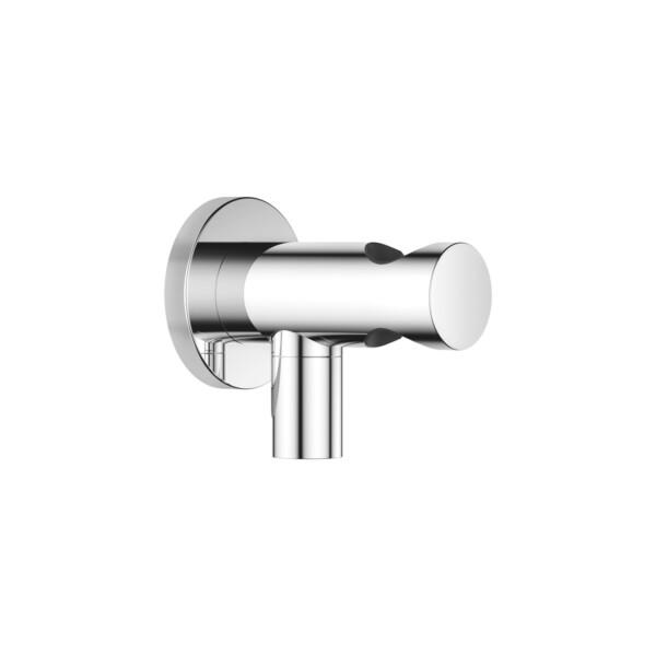 Настенное присоединительное колено c встроенным держателем для душа Dornbracht  | 28 490 660-00