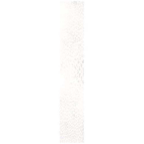 Керамогранит Roberto Cavalli Giaguaro Mask BIANCO Lapp Rett 530307 20x120