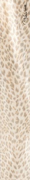 Керамогранит Roberto Cavalli Giaguaro Mask CONCHIGLIA FIRMA Lapp Rett 530326 20x120