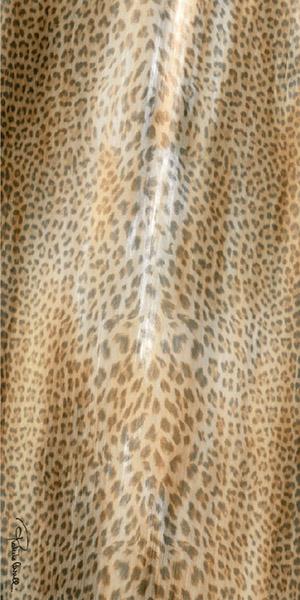 Керамогранит Roberto Cavalli Giaguaro Mask MULTICOLOR FIRMA Rett 530354 60x120