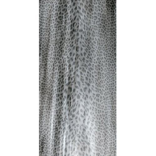 Керамогранит Roberto Cavalli Giaguaro Mask NERO FIRMA Rett 530369 60x120