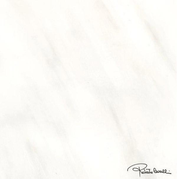 Керамогранит Roberto Cavalli Tanduk BIANCO FIRMA Lapp Rett 556806