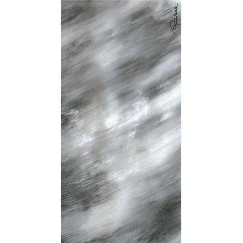 Керамогранит Roberto Cavalli Tanduk NERO FIRMA Lapp Rett 556770