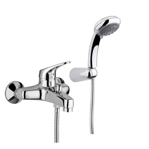 Смеситель для ванны с душем Bugnatese Professional | 6502