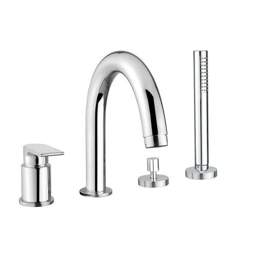 Смеситель для ванны с душем Bugnatese Bagno | 6655