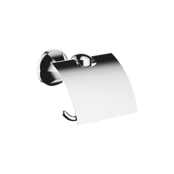 Держатель для рулона туалетной бумаги с крышкой Dornbracht Madison | 83 510 361-00