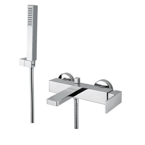 Смеситель для ванны с душем Bugnatese Tetris | 9102