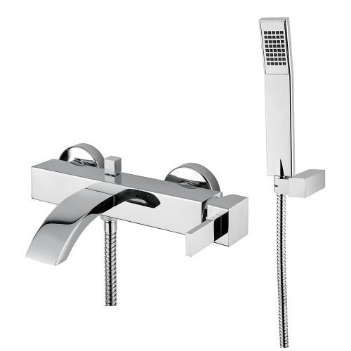 Смеситель для ванны с душем Bugnatese Inside | 9202