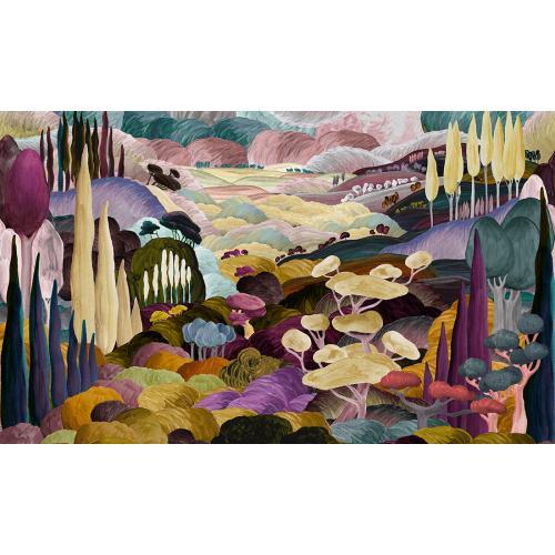 Обои Arte Décors & Panoramiques Les songes Toscans 97520