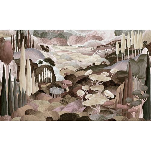 Обои Arte Décors & Panoramiques Les songes Toscans 97521