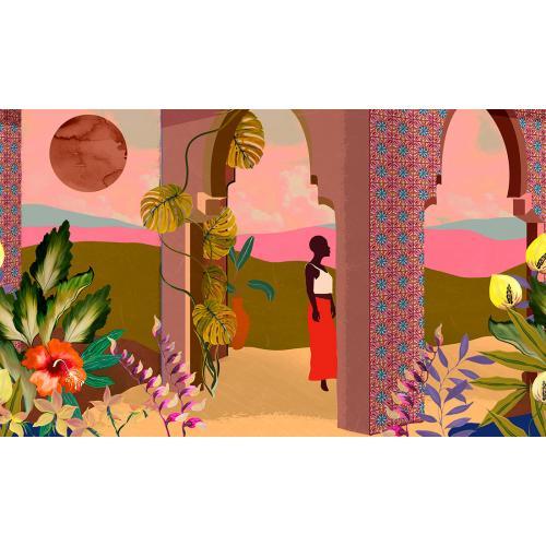 Обои Arte Décors & Panoramiques Les mystères de Madagascar 97530