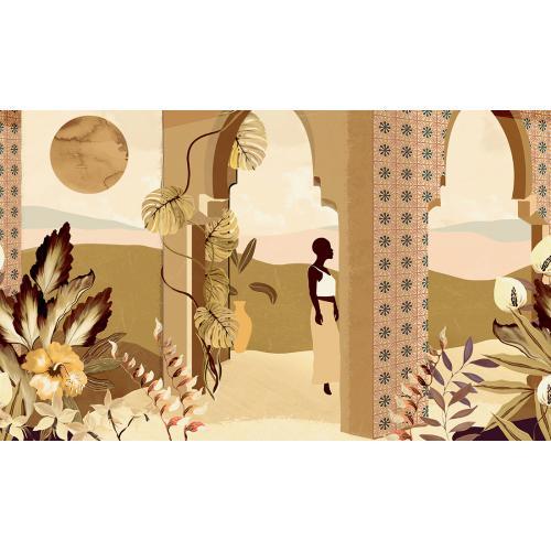 Обои Arte Décors & Panoramiques Les mystères de Madagascar 97531