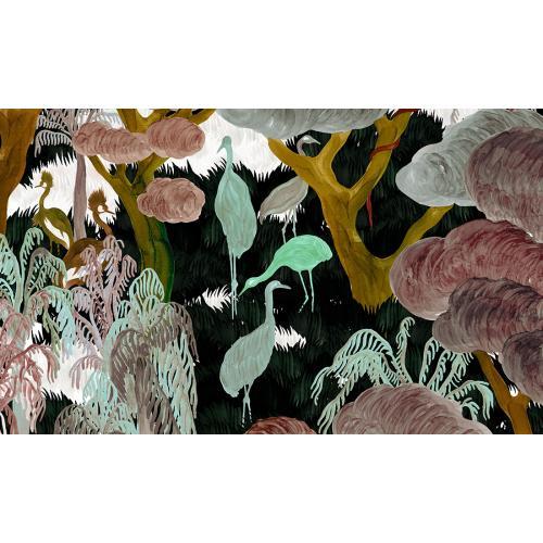 Обои Arte Décors & Panoramiques Wonderwoods 97540