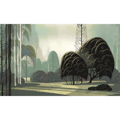 Обои Arte Décors & Panoramiques Le jardin mystique 97550