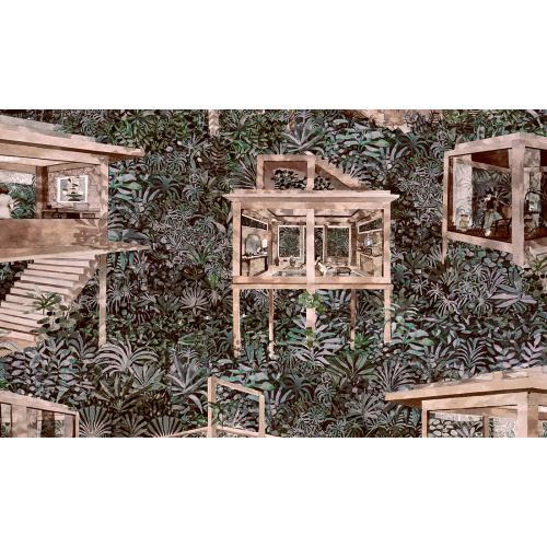 Обои Arte Décors & Panoramiques Palafitas Amazonia 97581