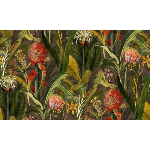 Обои Arte Décors & Panoramiques Blooming pineapple 97601