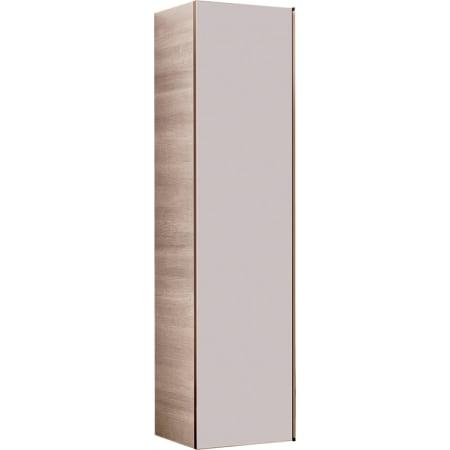 Высокий шкафчик Geberit Citterio с одной дверью