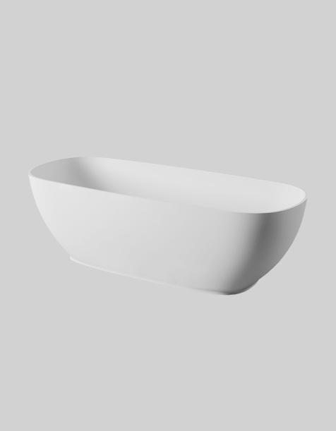 Ванна отдельностоящая The.Artceram ACW002 HOOP