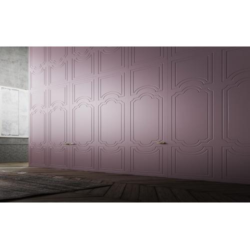 Распашные двери LInvisibile Porte Alba