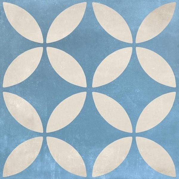 Керамогранит Atlas Concorde VENTI BOOST Blue Carpet 1 20X20