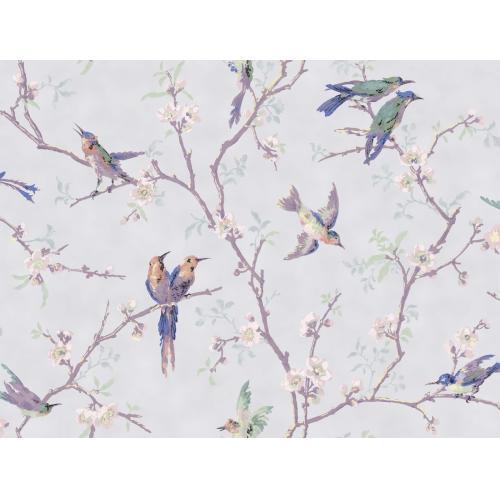 Обои Hamilton Weston Bird and Blossom