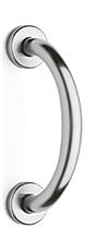 Ручка-скоба дверная Olivari Bond L163R