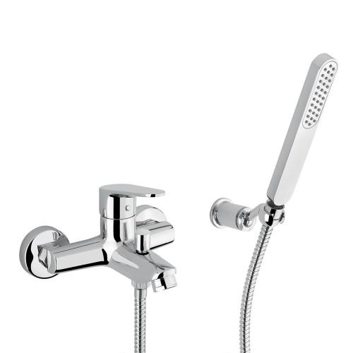 Смеситель для ванны с душем Bugnatese Professional   3602