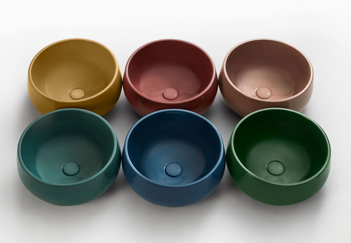 Новая цветовая гамма Acque di Cielo от Ceramica Cielo 02 | элитный интерьерный салон «СЕРГО»