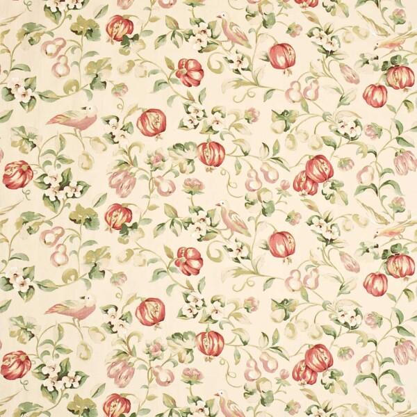 Ткань Sanderson Pear  Pomegranate | DAPGPE203