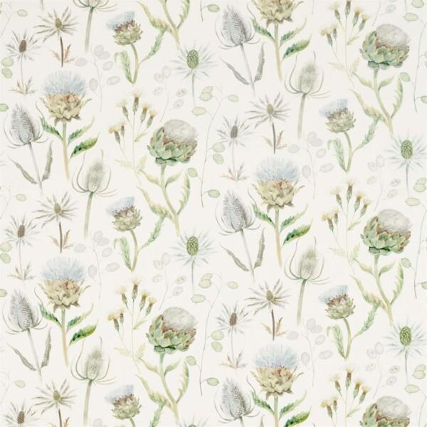 Ткань Sanderson Thistle Garden | 226421